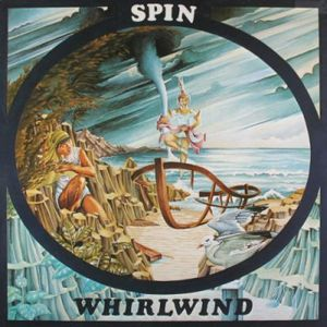 Spin - Whirlwind CD (album) cover