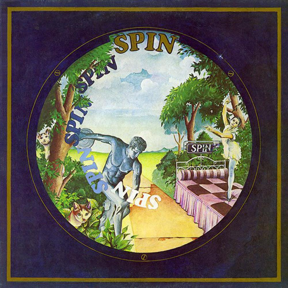 Spin - Spin CD (album) cover