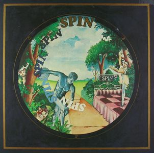 spin by SPIN album cover