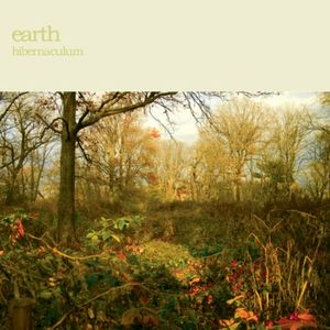 Earth - Hibernaculum CD (album) cover