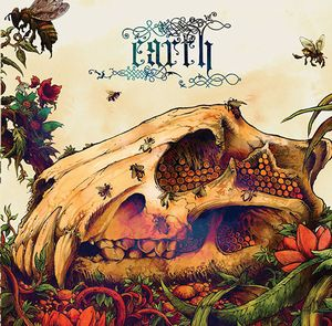 Earth - The Bees Made Honey In The Lion's Skull CD (album) cover