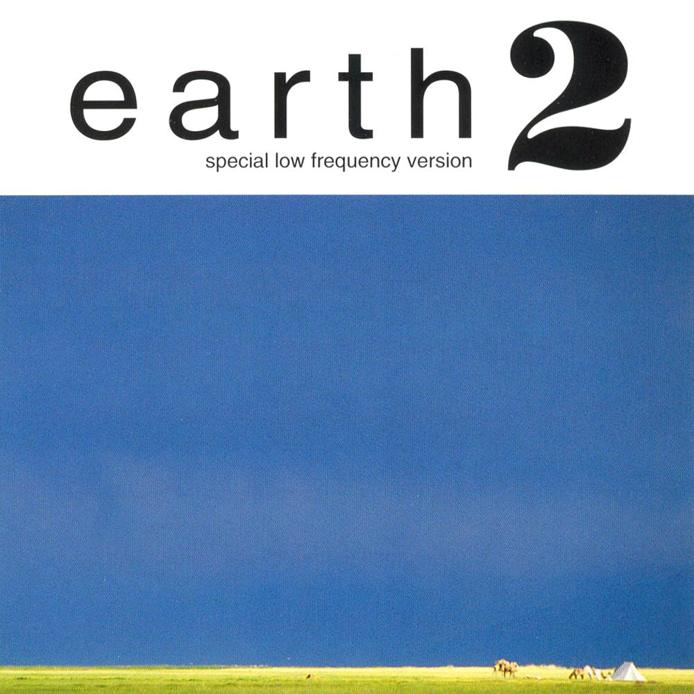 Earth - Earth 2 - Special Low Frequency Version CD (album) cover