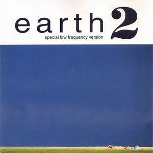 Earth - Earth 2: Special Low Frequency Version CD (album) cover
