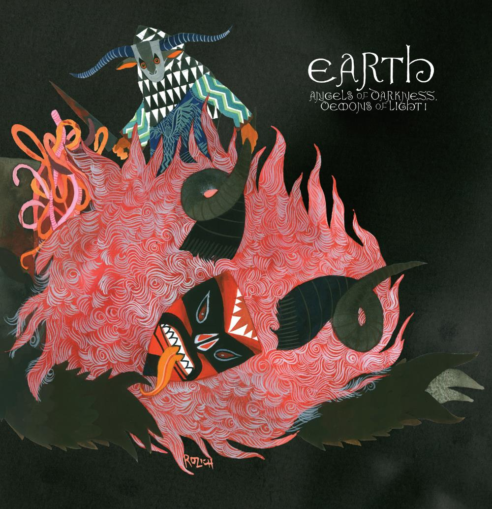 Angels Of Darkness, Demons Of Light - I by EARTH album cover
