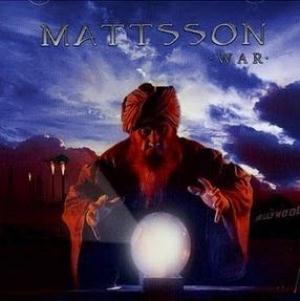 War by MATTSSON, LARS ERIC album cover