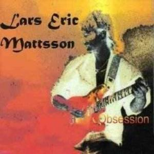 Lars Eric Mattsson - Obsession CD (album) cover
