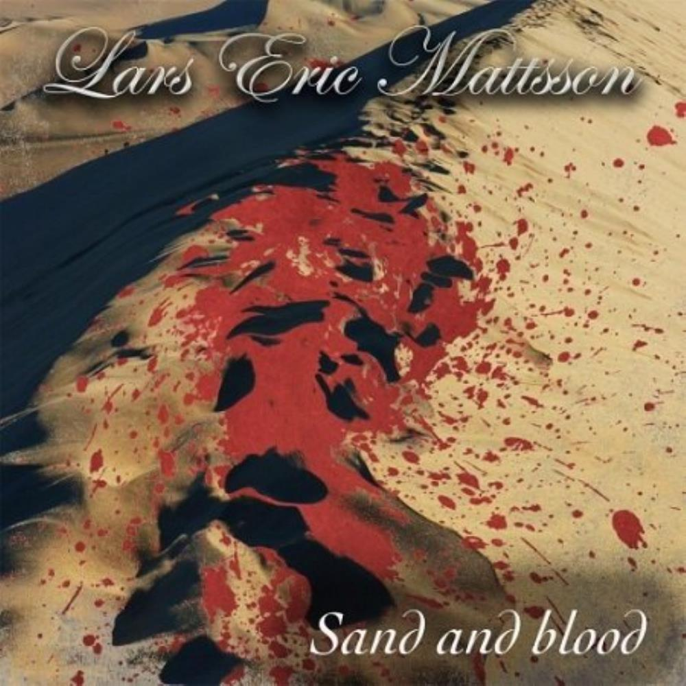 Lars Eric Mattsson Sand and Blood album cover