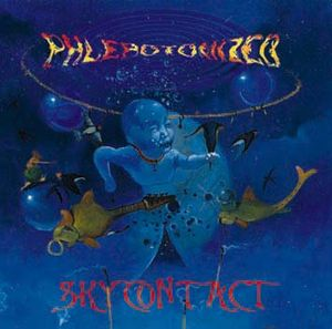 Skycontact by PHLEBOTOMIZED album cover