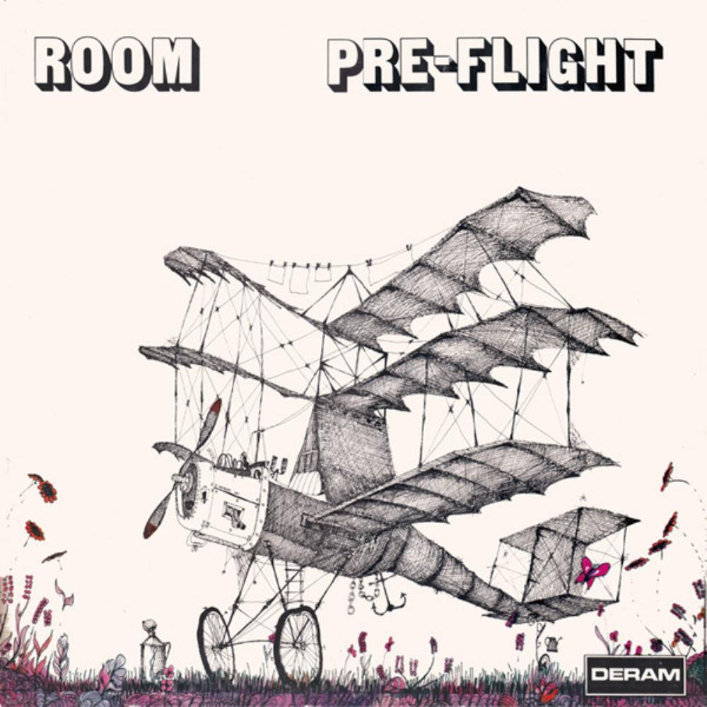 Room Pre-Flight album cover