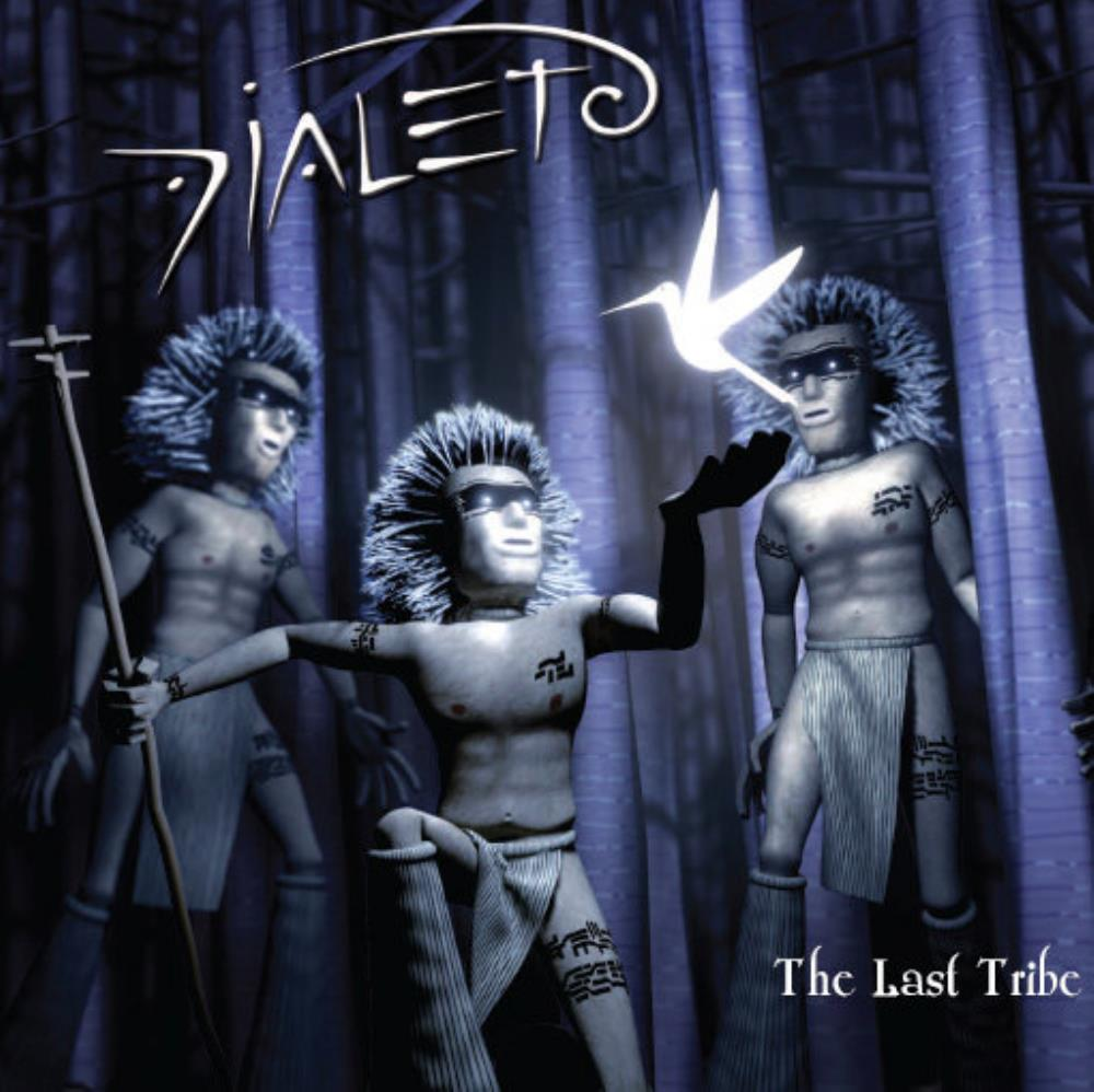 Dialeto - The Last Tribe CD (album) cover