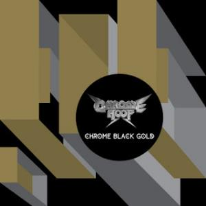 Chrome Hoof - Chrome Black Gold CD (album) cover