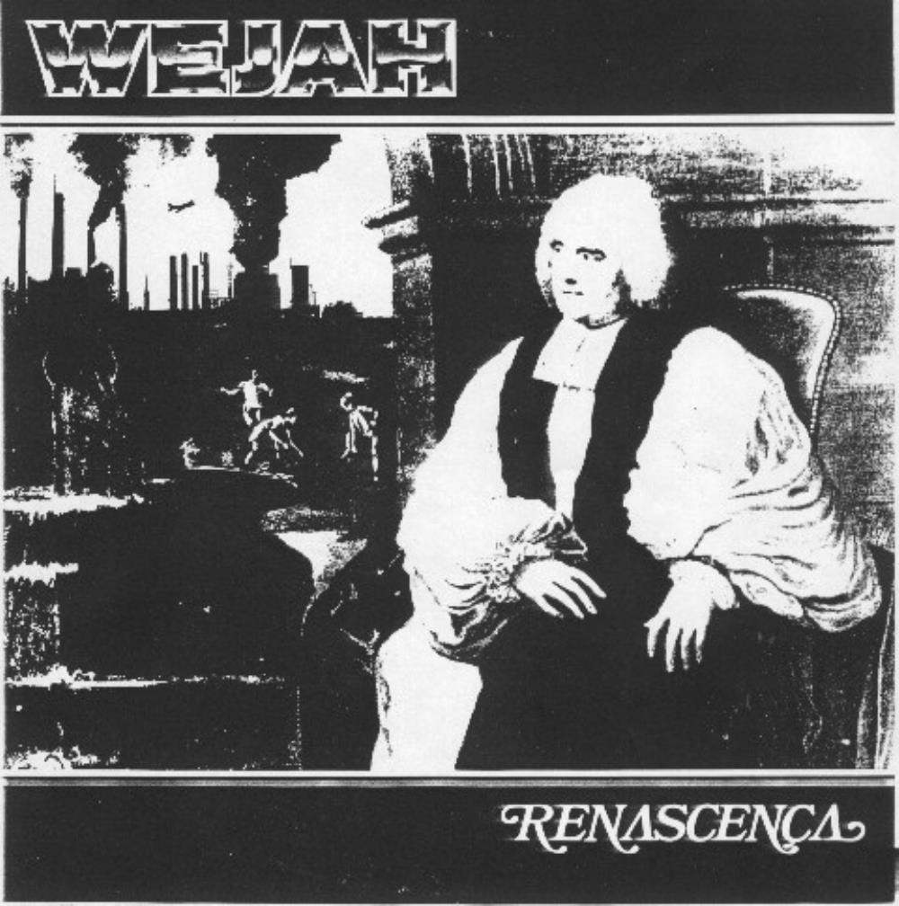 Renascença by WEJAH album cover