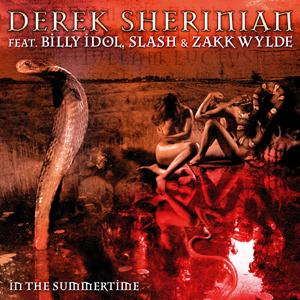 Derek Sherinian In the Summertime album cover