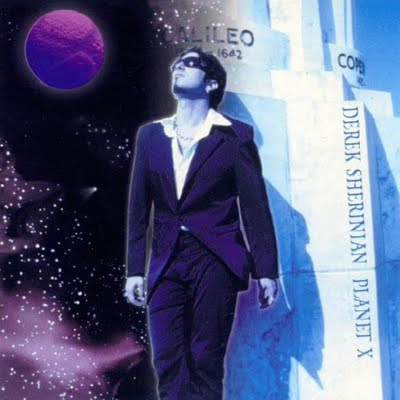 Derek Sherinian Planet X album cover
