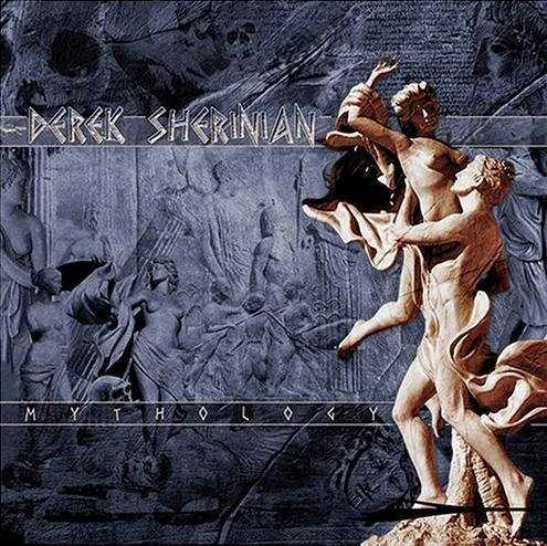 Mythology by SHERINIAN, DEREK album cover