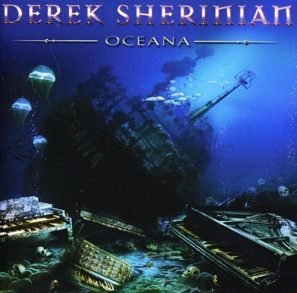 Oceana by SHERINIAN, DEREK album cover