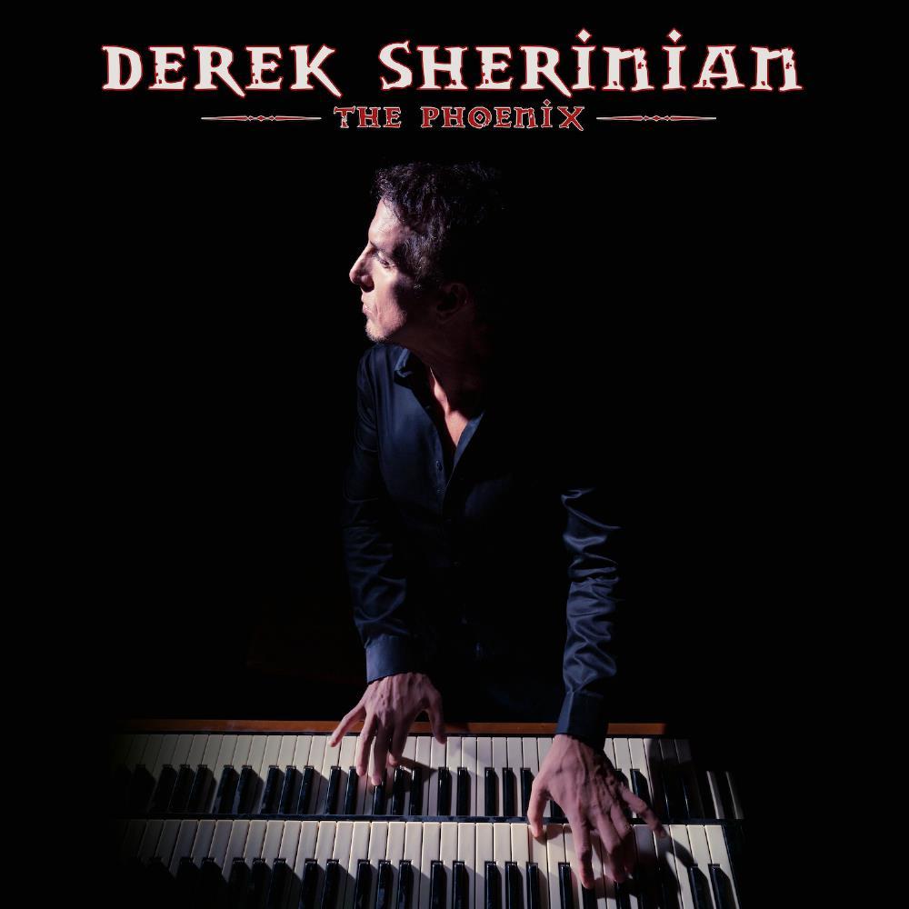 The Phoenix by SHERINIAN, DEREK album cover