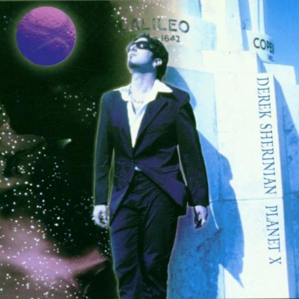 Derek Sherinian - Planet X CD (album) cover
