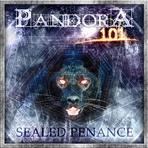 Pandora 101 Sealed Penance album cover