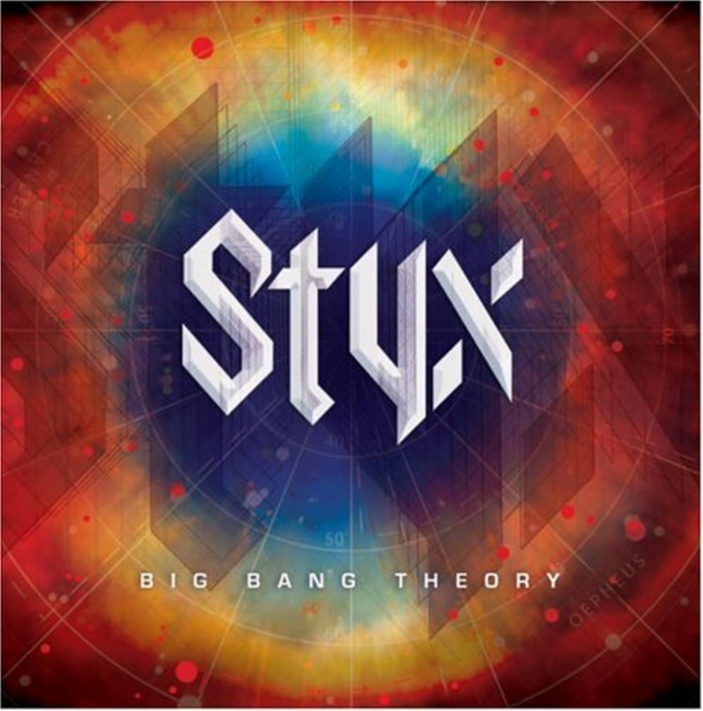 Styx Big Bang Theory album cover