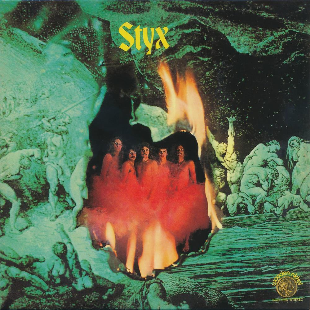 Styx - Styx CD (album) cover