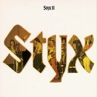 Styx - Styx II CD (album) cover