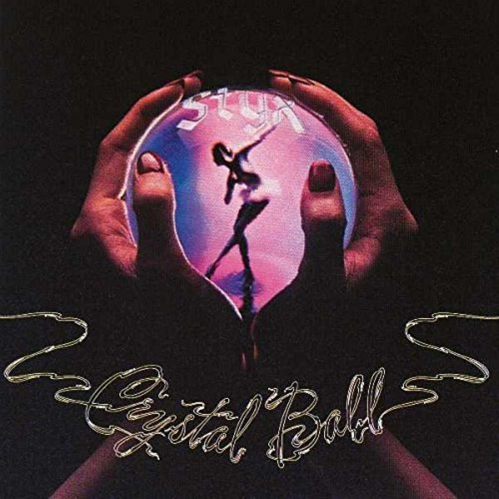 Styx - Crystal Ball CD (album) cover