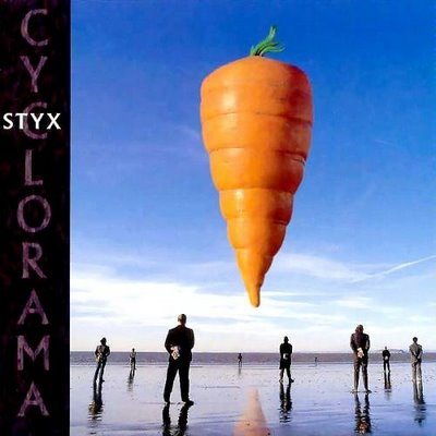 Styx - Cyclorama CD (album) cover