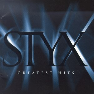 Styx Greatest Hits album cover