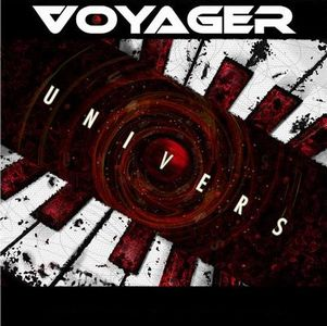 Voyager Univers album cover