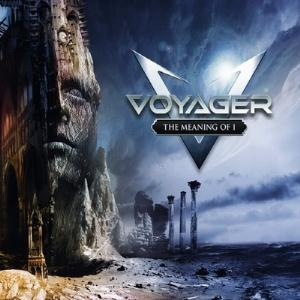 The Meaning of I by VOYAGER album cover