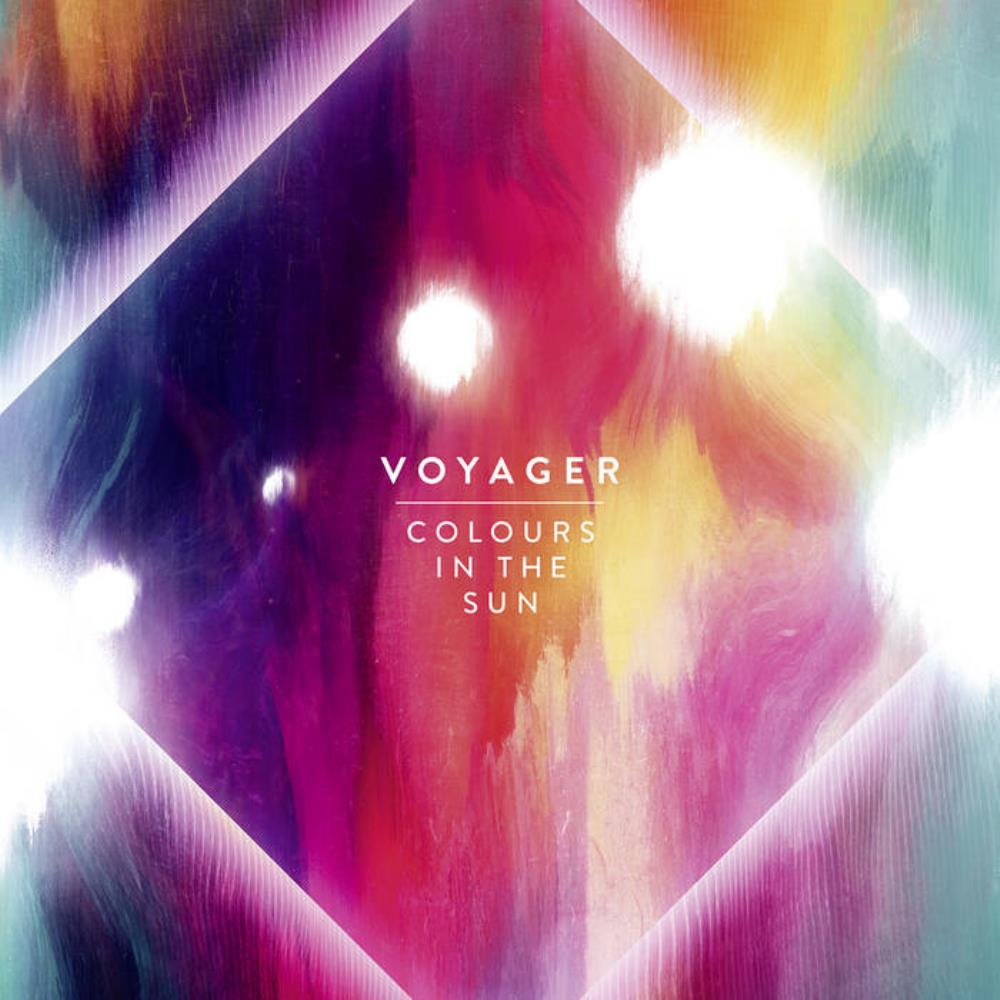Colours In The Sun by VOYAGER album cover