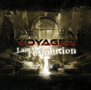 Voyager - I am the ReVolution CD (album) cover