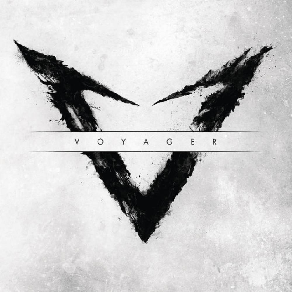 V by VOYAGER album cover