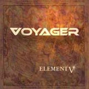 Voyager Element V album cover