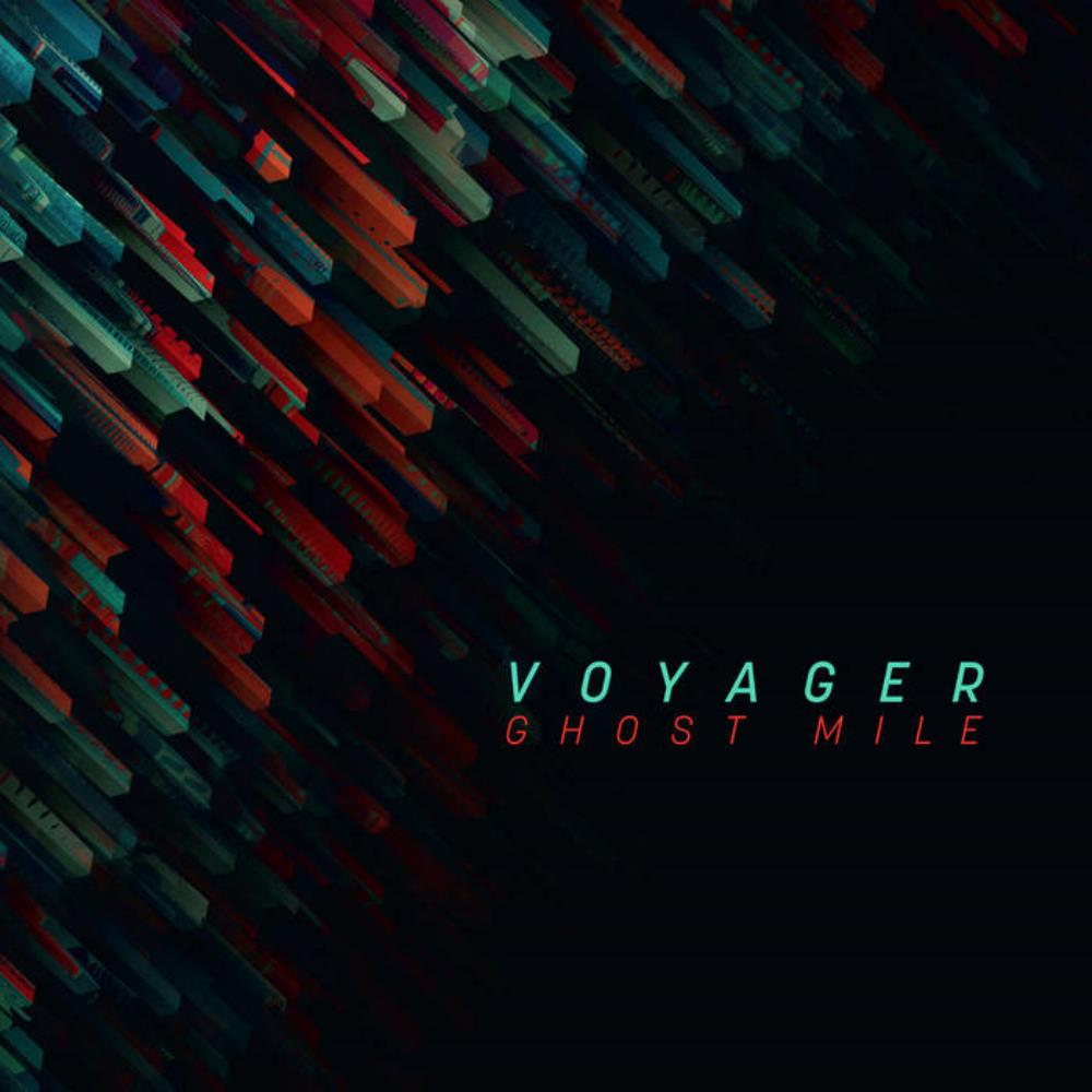 Voyager Ghost Mile album cover