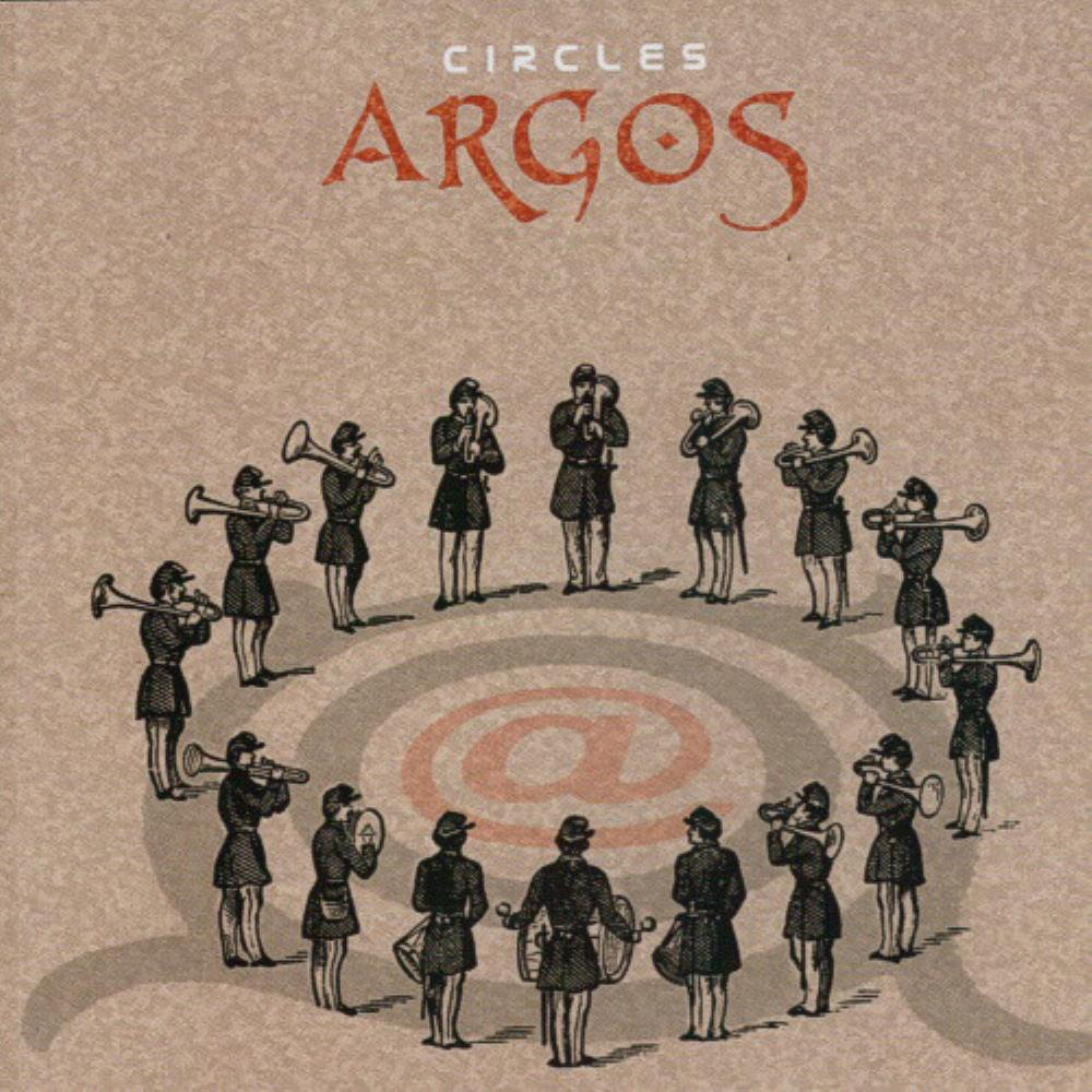 Argos - Circles CD (album) cover
