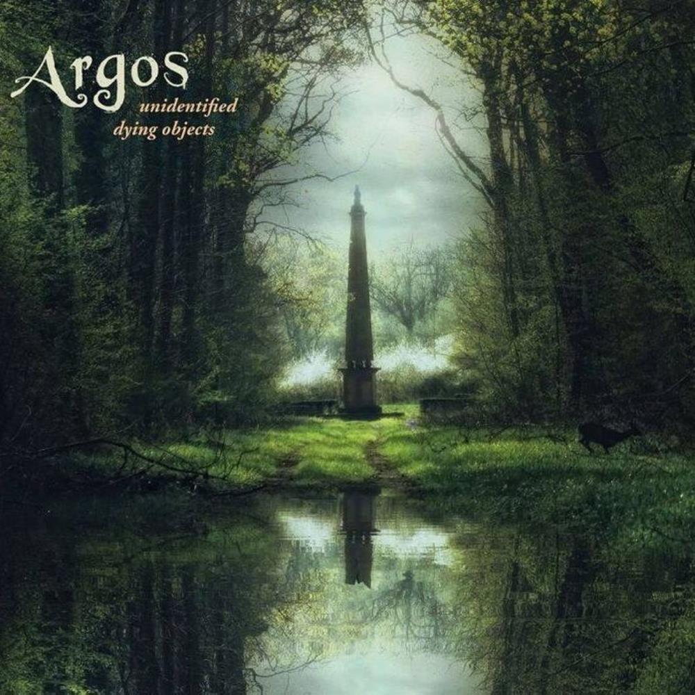 Argos - Unidentified Dying Objects CD (album) cover