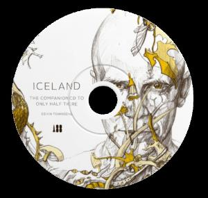 Iceland by Townsend, Devin album rcover