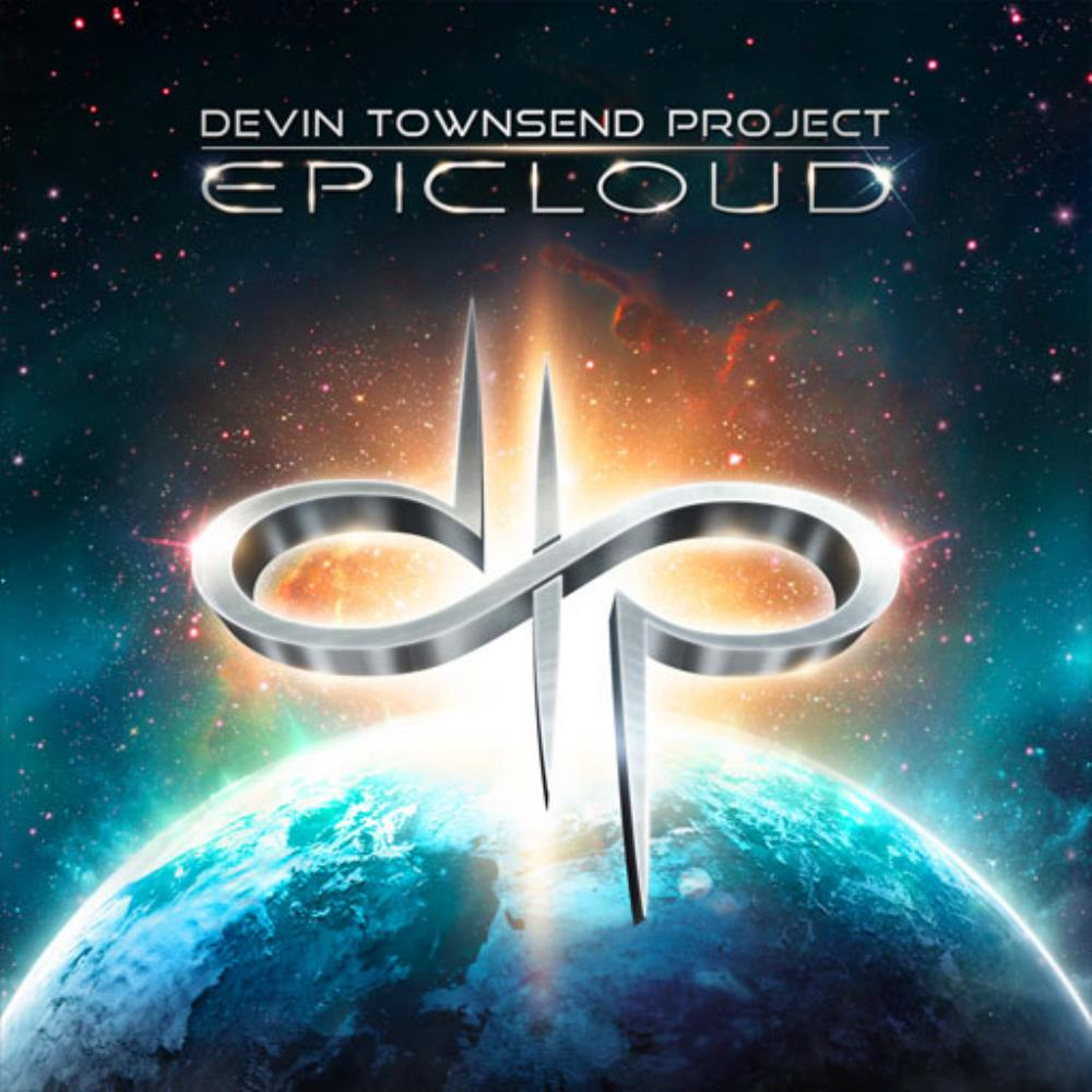 Devin Townsend - Devin Townsend Project: Epicloud CD (album) cover