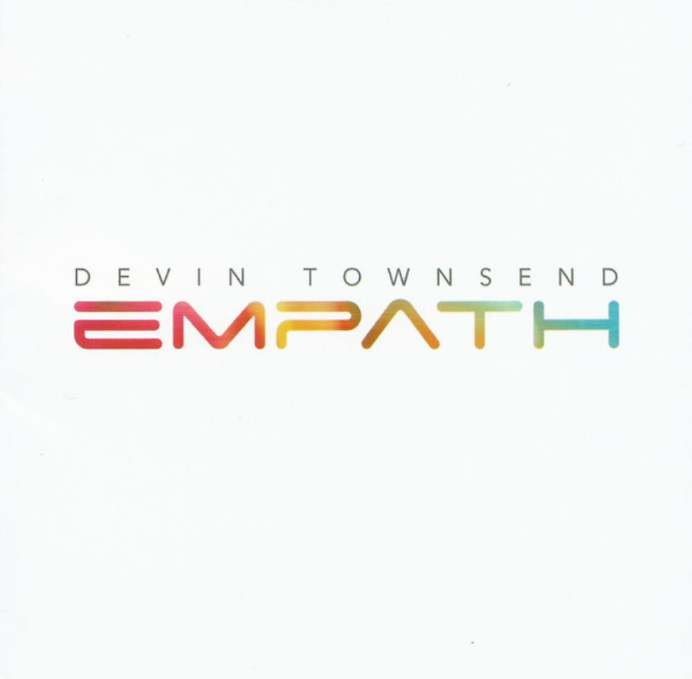 Devin Townsend - Empath CD (album) cover