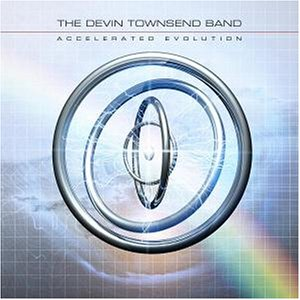 Devin Townsend - Accelerated Evolution (The Devin Townsend Band) CD (album) cover