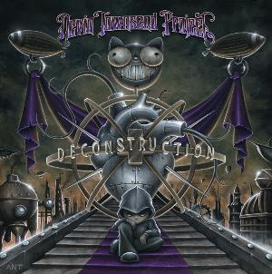Devin Townsend - Deconstruction (Devin Townsend Project) CD (album) cover