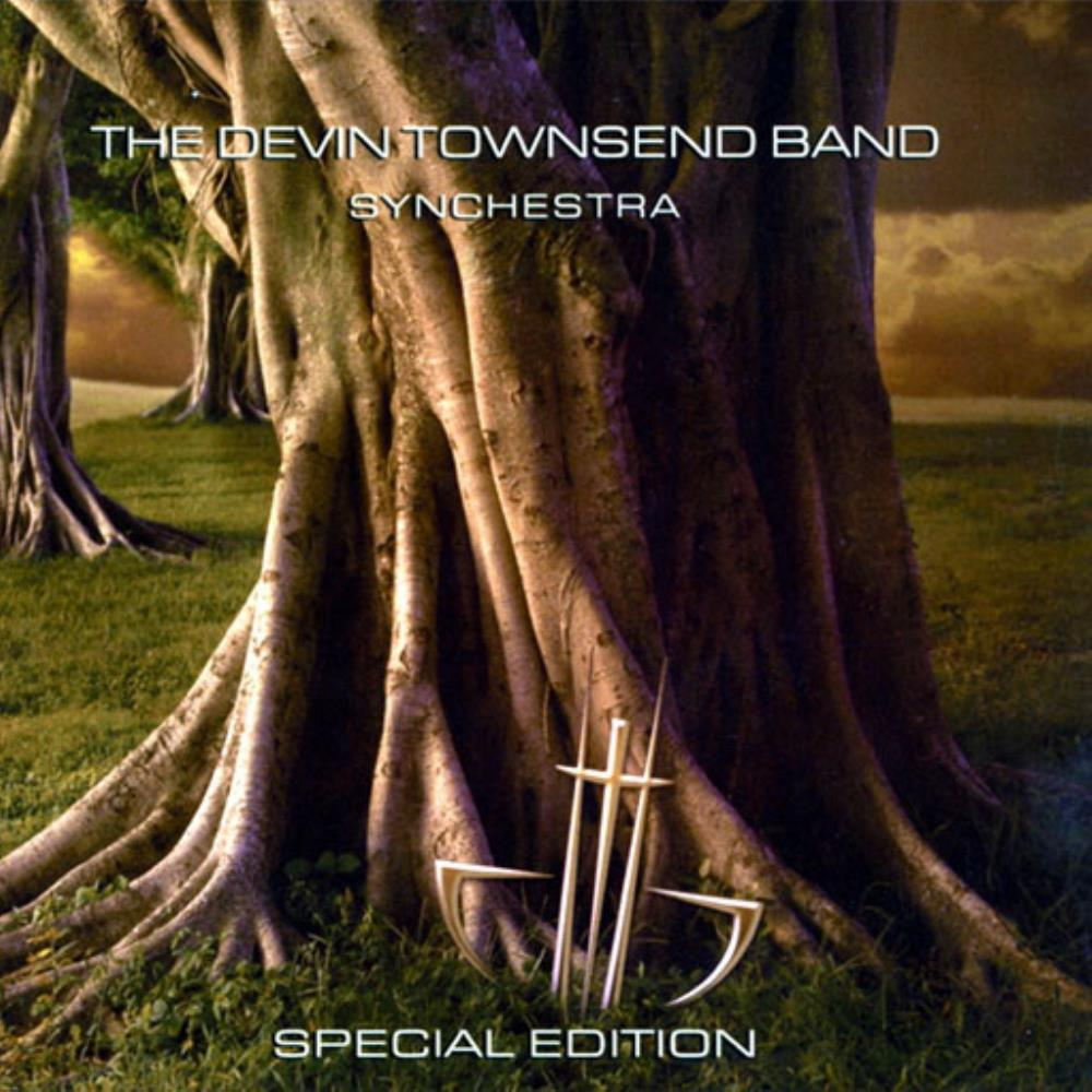 Devin Townsend - The Devin Townsend Band: Synchestra CD (album) cover