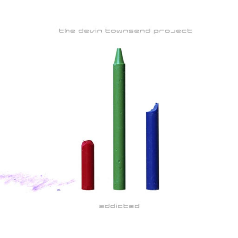 Devin Townsend Project: Addicted by TOWNSEND, DEVIN album cover