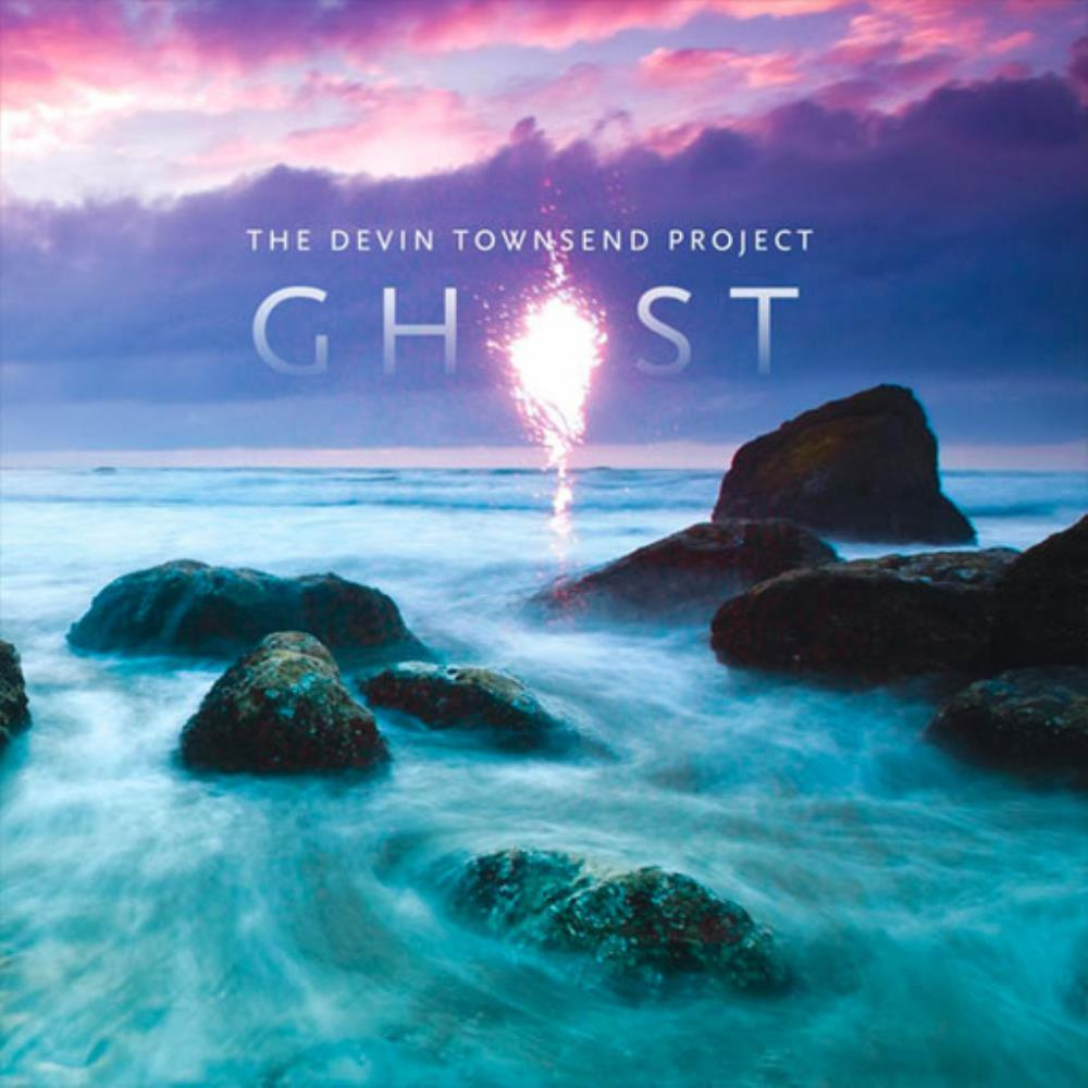 Devin Townsend - Devin Townsend Project: Ghost CD (album) cover