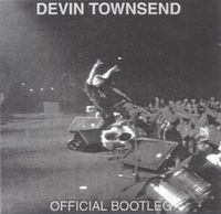 Devin Townsend Official Bootleg album cover