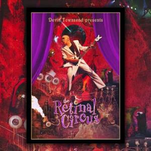 Devin Townsend The Retinal Circus album cover
