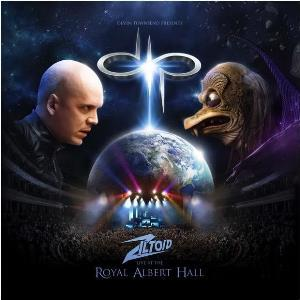 Devin Townsend Ziltoid: Live At The Royal Albert Hall album cover