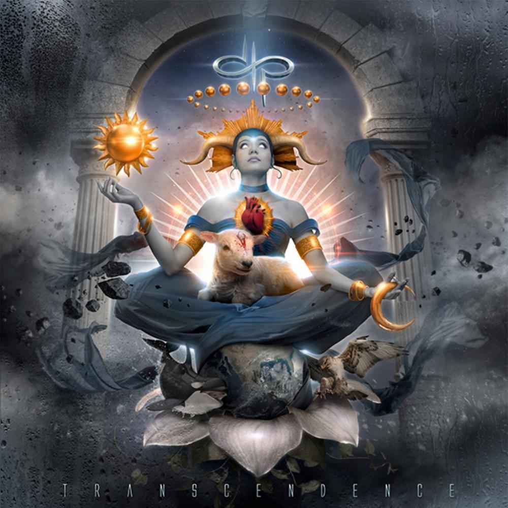 Devin Townsend Project: Transcendence by TOWNSEND, DEVIN album cover